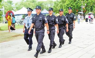 市公安局多措并举 全面加强社会治安管理